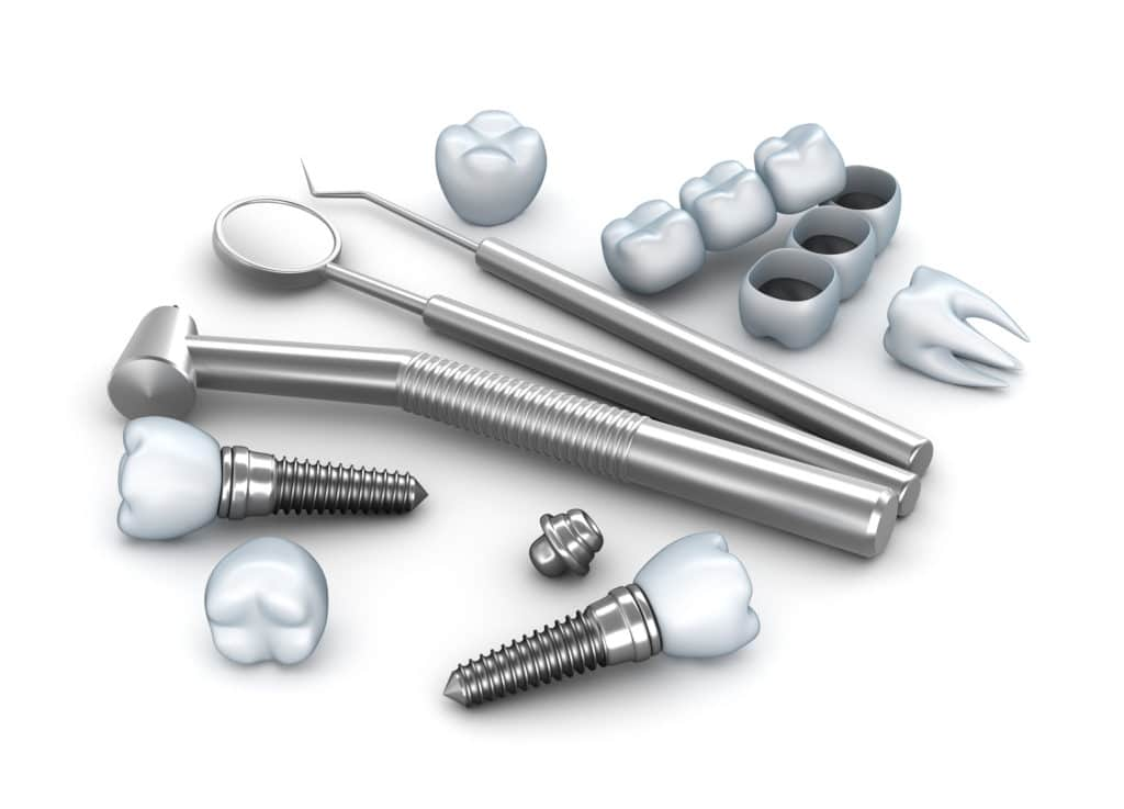 Dental Implants Types in Turkey
