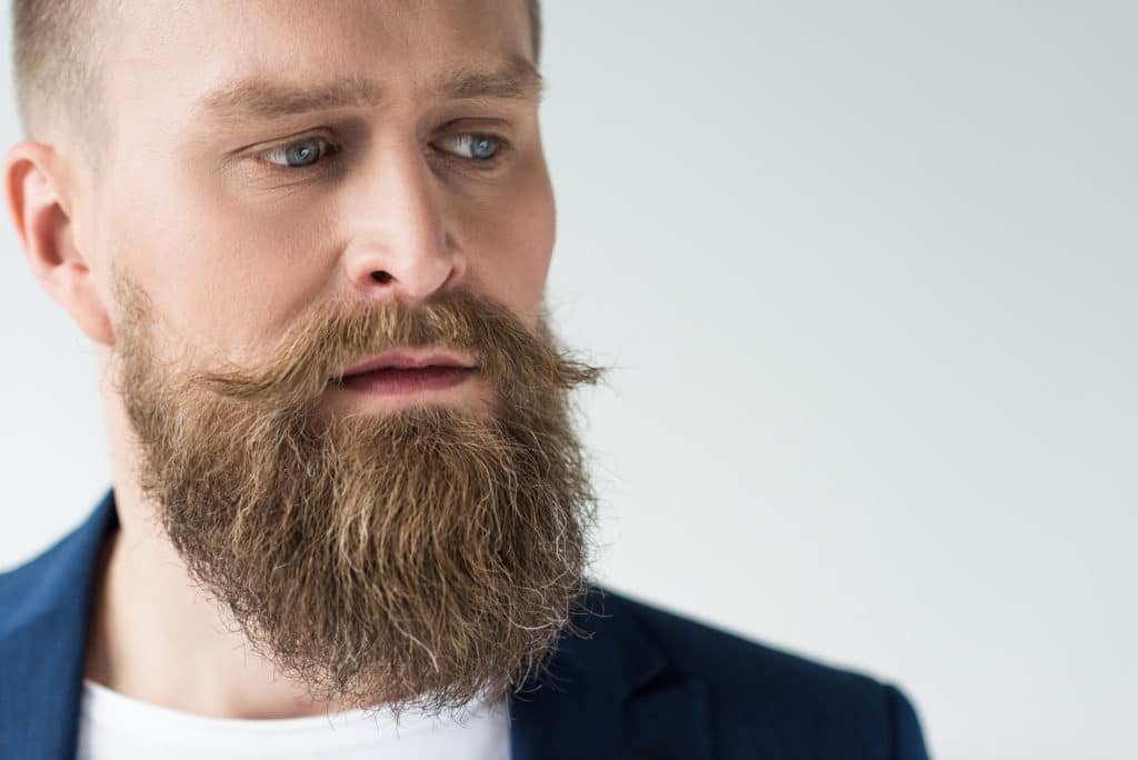 What is mustache transplant?